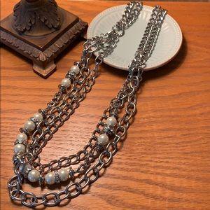 Premier design chain/bead necklace